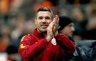 CHÍNH THỨC! Lukas Podolski trở lại châu Âu