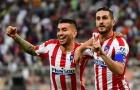 Hụt hơi ở La Liga, Atletico chỉ còn biết bám víu 1 'phao cứu sinh'
