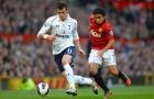 Gareth Bale độc diễn trước Man United