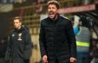Thảm bại ở Cúp Nhà Vua, Simeone vẫn nói 1 điều khiến CĐV Atletico phát sốt