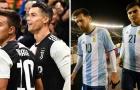 'Tôi là người duy nhất chia sẻ phòng thay đồ với cả Ronaldo và Messi'