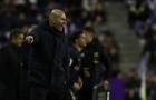 Real lại thắng, Zidane phát biểu bất ngờ về 'kẻ hạ sát' Valladolid