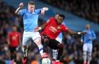 Chơi thăng hoa, 'kẻ gánh team' Man Utd khiến Fabregas 'bấn loạn'