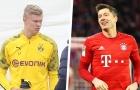 Haaland bùng nổ tại Dortmund, sếp lớn Bayern lên tiếng xác nhận 1 điều