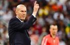 'Zidane đưa tôi đến văn phòng riêng và bất ngờ...'