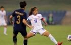 Thua sốc đội lót đường, Thái Lan hết cơ hội dự Olympic