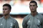 Thêm 1 dấu hiệu cho thấy Ronaldo và Dybala đang mâu thuẫn ở Juventus