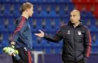 Tiết lộ gây choáng, Pep từng muốn biến Neuer thành siêu tiền vệ