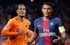 """""""Van Dijk và Thiago Silva là thần tượng của tôi"""""""