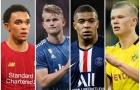 Đội hình U21 'quá chất' của châu Âu: Mbappe và 3 'niềm tiếc' của Quỷ đỏ