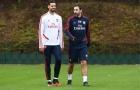 Rivaldo: 'Cậu ta là mối đe dọa, rất phù hợp với Arsenal và EPL'