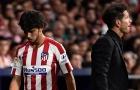 """Vắng Joao Felix, HLV Simeone sử dụng """"bài tẩy"""" vá hàng công Atletico"""