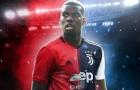 """Man Utd """"hét giá"""" Pogba 188 triệu euro, Juventus đã có câu trả lời"""