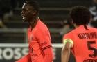 Vượt mặt Mbappe, 'thần đồng' 17 tuổi của PSG chạm kỷ lục kinh hoàng ở Ligue 1