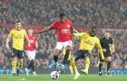 'Thật buồn cười. Mọi người chỉ trích Man Utd, còn Arsenal thì không'