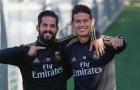 Bị Real ruồng bỏ, 'chân chuyền 40 triệu' gõ cửa ông lớn La Liga