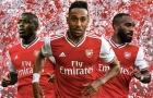 Lần đầu Arsenal thắng 4 sao: Sức bật từ chiếc lò xo bị nén chặt
