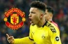 Gặp xong đại diện, Man Utd chốt giá kỷ lục ký Sancho