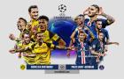Thống kê: Borussia Dortmund vs PSG
