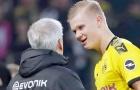 Trước cuộc thư hùng, HLV Dortmund thỉnh cầu Haaland làm 'điều tàn nhẫn' với PSG