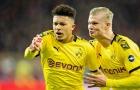 Cùng nhau bùng nổ, Sancho lên tiếng ca ngợi 'chân sút dát vàng' của Dortmund