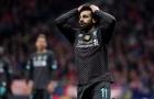 Nhìn Salah ấm ức, đủ thấy tiểu xảo thượng thừa của Atletico!