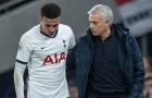 Mourinho: 'Cậu ấy không hề tức giận với tôi'