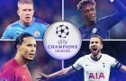 Ngoại hạng Anh có nguy cơ sạch bóng sau vòng 1/8 Champions League?