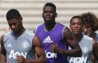 Pogba 'unfollow' Martial và Rashford, biến căng ở Man Utd?