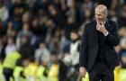 Zidane nhận tin cực sốc, Real 'run rẩy' đấu Man City