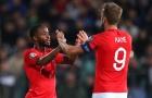 Kane và Rashford vắng mặt, đội hình tuyển Anh tại EURO 2020 vẫn cực chất