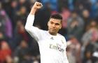 Casemiro ca ngợi kẻ bị Zidane hắt hủi: 'Cậu ấy rất đáng kinh ngạc!'