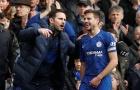 Lampard điên tiết: 'Lại là VAR. Không có thẻ đỏ cho gã đồ tể'