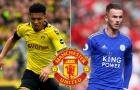 Man Utd và 4 'siêu bom' đang chờ kích nổ ở chợ Hè 2020