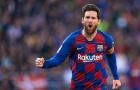 Sao 100 triệu của Man City: 'Tôi muốn chơi bóng bên cạnh Messi'