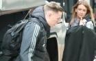 XONG! Lingard & Pereira có mặt; Man Utd tạo nên bộ đôi mới toanh