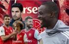 Nhìn Bailly 'đùa giỡn đối thủ' mới thấy... Arsenal sai quá sai!