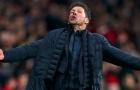 'Đòn chí mạng' của Diego Simeone dành cho Liverpool