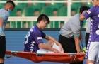 Đã rõ mức độ chấn thương của 'trò cưng' thầy Park sau trận tranh Siêu Cúp