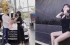 """""""Busquets Việt Nam"""" mát mặt khi bạn gái xinh đẹp sắm siêu xe"""