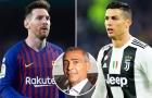 'Tôi xuất sắc hơn Messi và Ronaldo'
