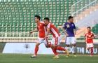 Các tuyển thủ thi đấu thế nào ở ngày khai mạc V-League 2020?