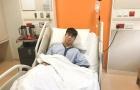 Duy Mạnh phẫu thuật thành công, Hà Nội nhận hung tin về Đình Trọng