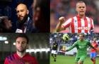 10 cựu sao Man Utd còn đang thi đấu mà có thể bạn không để ý