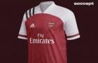 CĐV Arsenal tức giận: 'Kinh tởm. Trông như rác rưởi'
