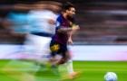 Đội hình rê bóng đỉnh nhất Châu Âu: Không Ronaldo, thủ môn bằng Muller