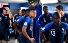 Nếu M.U 'mô phỏng' Pháp của World Cup 2018, vị trí tương ứng sẽ sao?
