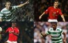 10 ngôi sao từng chinh chiến ở Man Utd và Celtic: 'Học trò bất trị' của Alex Ferguson