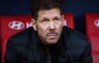 Simeone vơi dần niềm tin với 'bom tấn' tháng Giêng của Atletico
