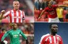 10 cầu thủ từng khoác áo Man Utd và Stoke City: Khao khát của Mourinho, 'thần đồng' của Liverpool góp mặt